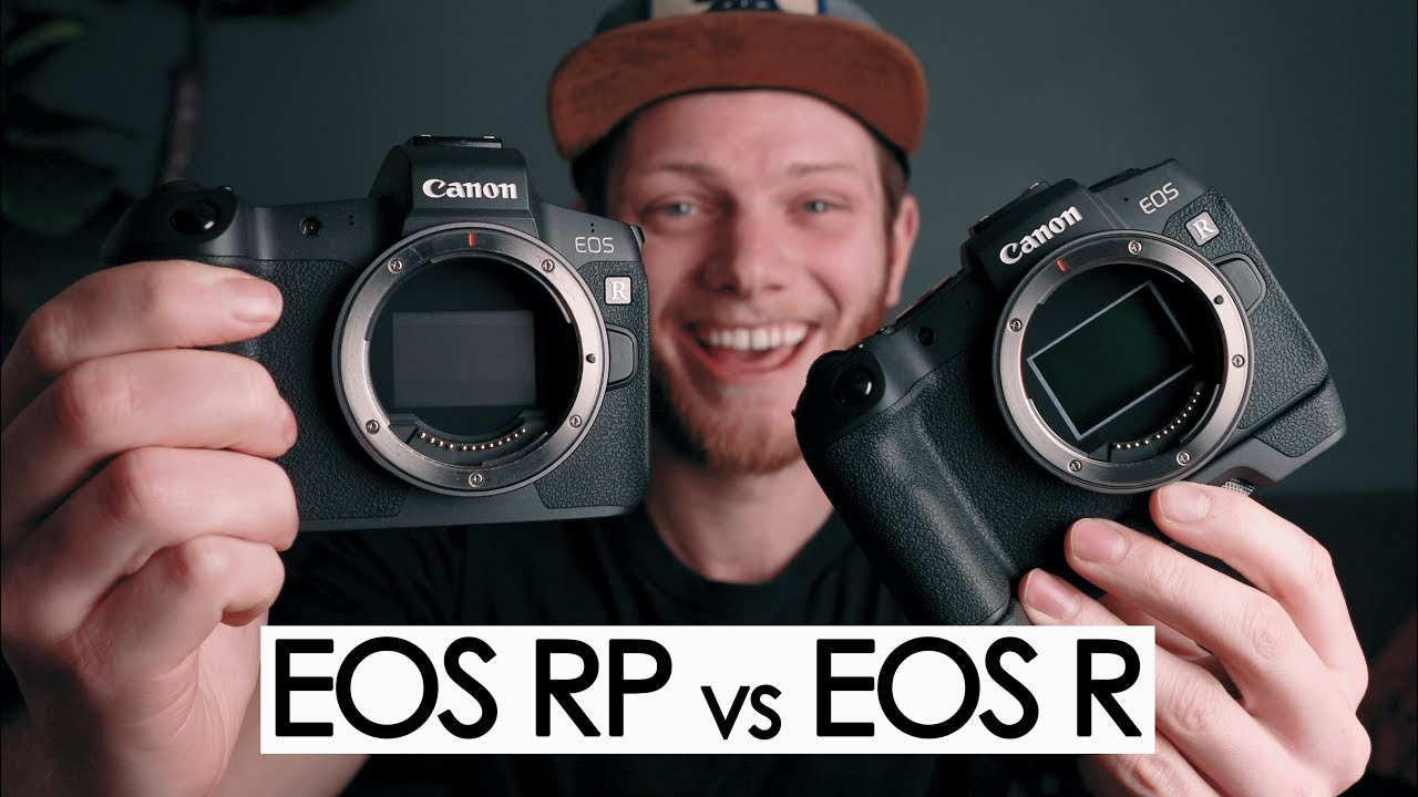 Canon Eos Rp Vs Eos R Whats Different