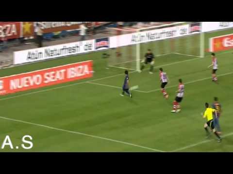 Lionel Messi Dribbling Skills