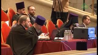 Во второй день Собора прозвучали доклады о жизни Украинской Православной Церкви в современных услови