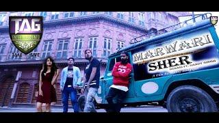 Marwari Sher Official Full Video 4K || Jay Vyas Beraagi Ft. Sandy Singh || New Rajasthani song 2018