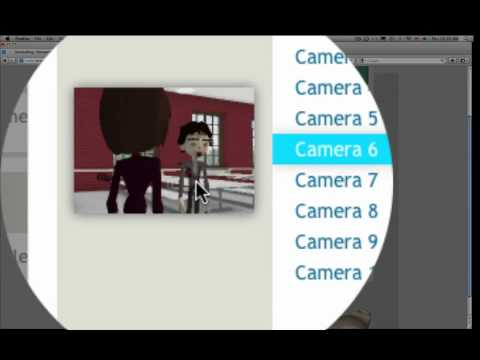 Xtranormal Online Cartoon Production Tutorial