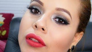 Maquiagem inspirada na Ivete Sangalo