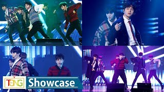INFINITE(인피니트) 'Tell Me' & 'No More' Showcase Stage (TOP SEED 쇼케이스, Synchronise)