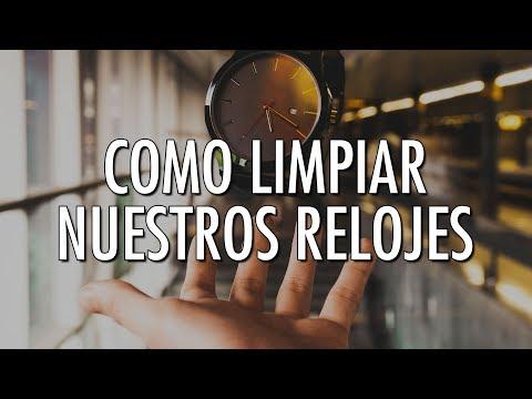 Cómo Limpiar Nuestros Relojes En Casa - El Relojero MX