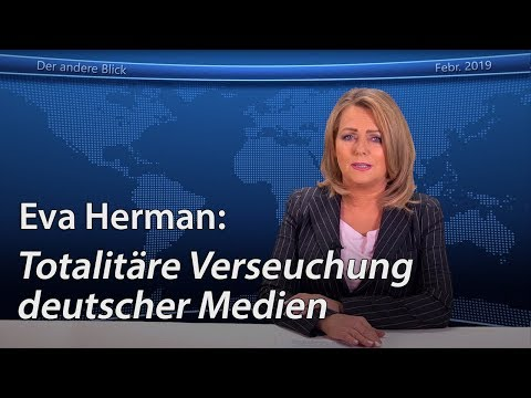 Totalitäre Verseuchung deutscher Medien