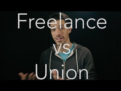 Freelance vs Union