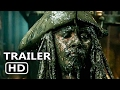 PIRATES OF THE CARIBBEAN 5 Trailer + Super Bowl Spot (2017) Dead Men Tell No Tales, Disney Movie HD