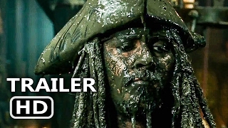 pirates of the caribbean 5 trailer super bowl spot 2017 dead men tell no tales disney movie hd