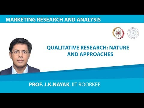 Qualitative Research: Nature and Approaches