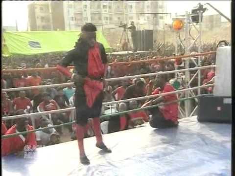 SAFAREL OBIANG à la Demi-Finale de tempo Clash Musical Coupé Decallé vs Musique Reggae