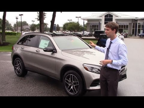 BRAND NEW 2019 Mercedes-Benz GLC300 4MATIC® video tour with Spencer