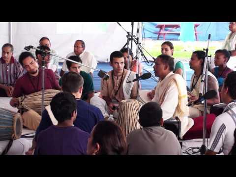 Bhajan - Nitai das - Toronto Ashtaprahar 24hr Kirtan - 2