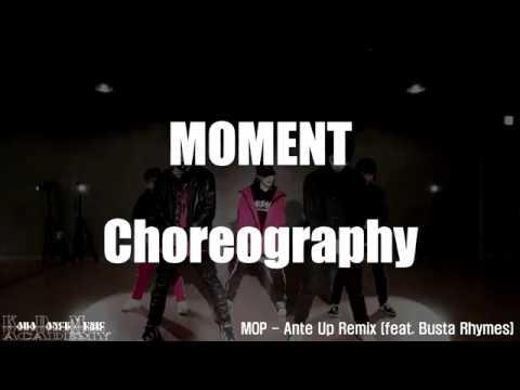 성남댄스학원 KDM academy 성남본점 / M.O.P. - Ante Up Remix (ft. Busta Rhymes, Teflon, Remy Martin)