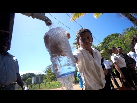 Clean Water For St. Helena Island