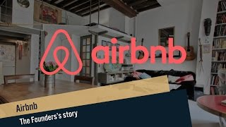 Gambar cover The Airbnb story I The Founders's pitch