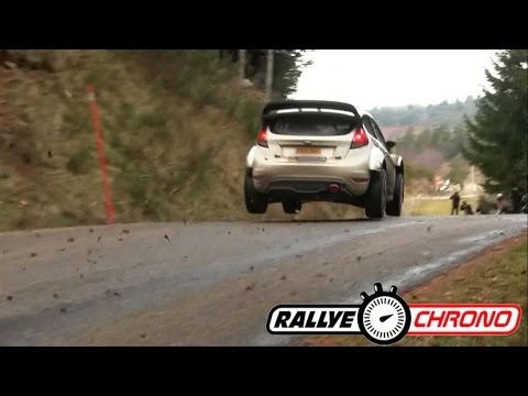 Test Rallye Monte