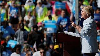 كلينتون تتهم ترامب بتشجيع روسيا على التجسس عليها