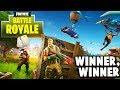 NEW Battle Royale Update!  Battle Royal SQUADs Win (Fortnite Battle Royal Multiplayer Gameplay
