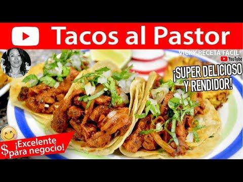 Download TACOS AL PASTOR | #VickyRecetaFacil