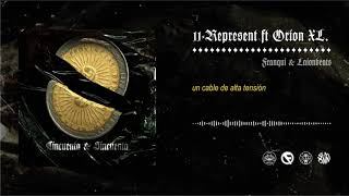 Download 11 -  Represent feat Orion XL - Franqui & Laionbeats [Cincuenta & Sincuenta] Mp3 and Videos
