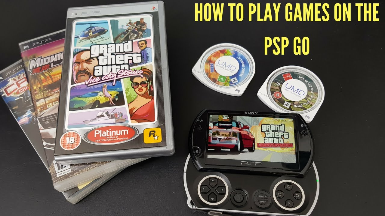 how to download sony psp games on the sony psp go system. Black Bedroom Furniture Sets. Home Design Ideas