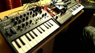 STRANGER THINGS - KIDS cover - Keystep JX-03 Microbrute