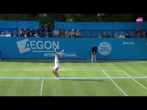 Heather Watson   2017 Wimbledon Pre-Tournament Interview