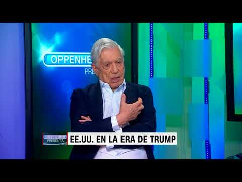 """Entrevista con Mario Vargas Llosas"" - Oppenheimer Presenta 1819"