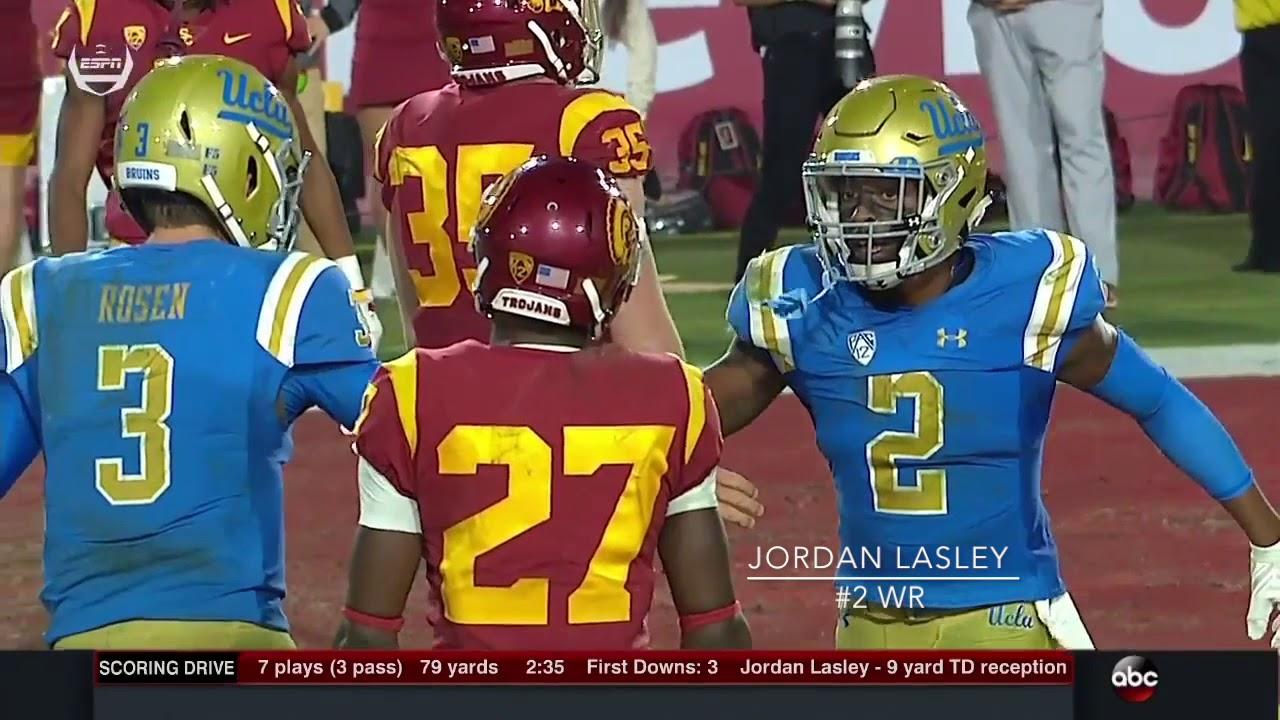 best service b5868 11116 Jordan Lasley vs USC (2017)