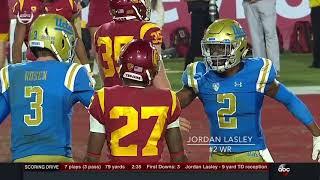 Jordan Lasley vs USC (2017)