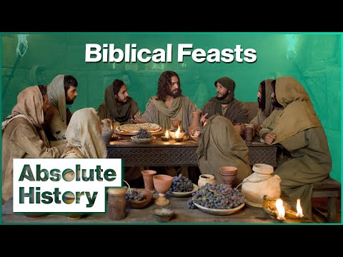 Cooking A Biblical Meal In Jerusalem   The Naked Archaeologist   Absolute History