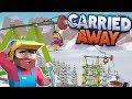 Carried Away - Ski Lifts, Jumps & Bridge Building! - Carried Away Gameplay Part 1