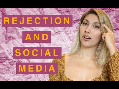 How I Deal With Rejection And Social Media   Weekly Vlog 002