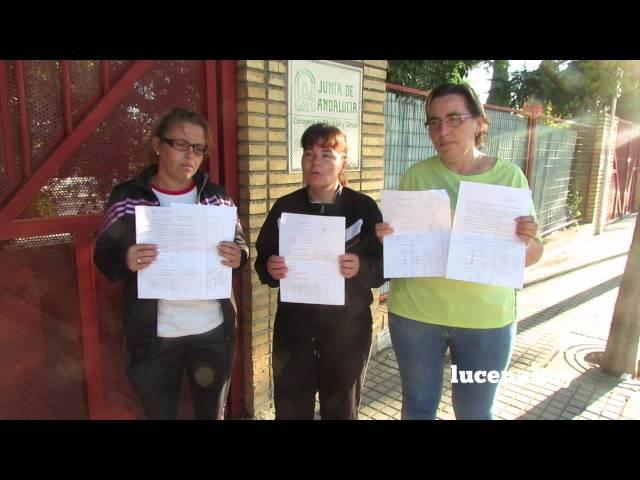 VÍDEO-NOTICIA: Vecinos de El Zarpazo piden transporte escolar para sus hijos