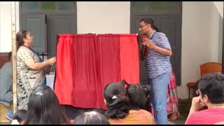 PUPPET SHOW BY KIDS AT MUSICARNIVAL19