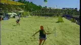 Powerspike Pro Beach Volleyball - Opening