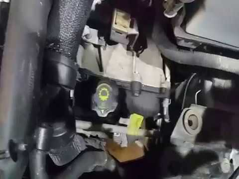 2014 Ford Explorer Transmission Fluid And Filter Exchange
