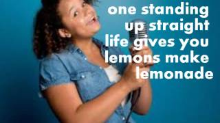 Watch Rachel Crow Lemonade video