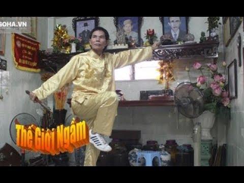 Võ sư Nguyễn Văn Thắng: Chiêu điểm huyệt hẹn giờ chết làm Khánh Trắng kính nể