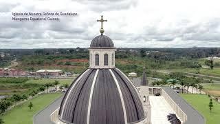 Guinea Ecuatorial - Iglesia de Nuestra Señora de Guadalupe de Mongomo