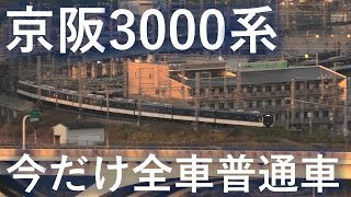 【全車普通車は】プレミアムカー組込み前の3000系【今だけ】