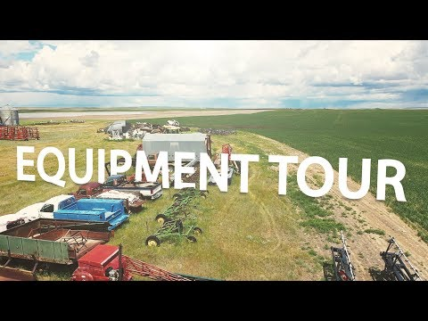 Equipment Tour! - It's Finally Here!