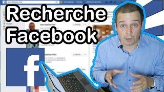 Recherche Facebook : trouver les photos de toutes les personnes
