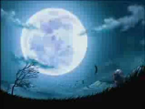 Inuyasha ending - Chinese 月满西楼 (The Moonlight Filled Western Pavilion)