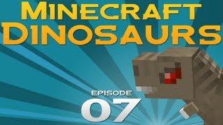 Minecraft Dinosaurs! - Episode 7 - Academy