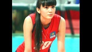 Sabina Altynbekova - Atlet Bola Voli Yang Cantik Dan Seksi