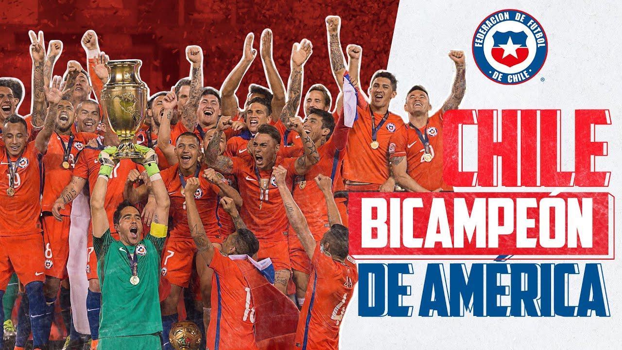 Chile Campeón Copa América Centenario 2016 I Final Chile vs Argentina 🏆 Penales