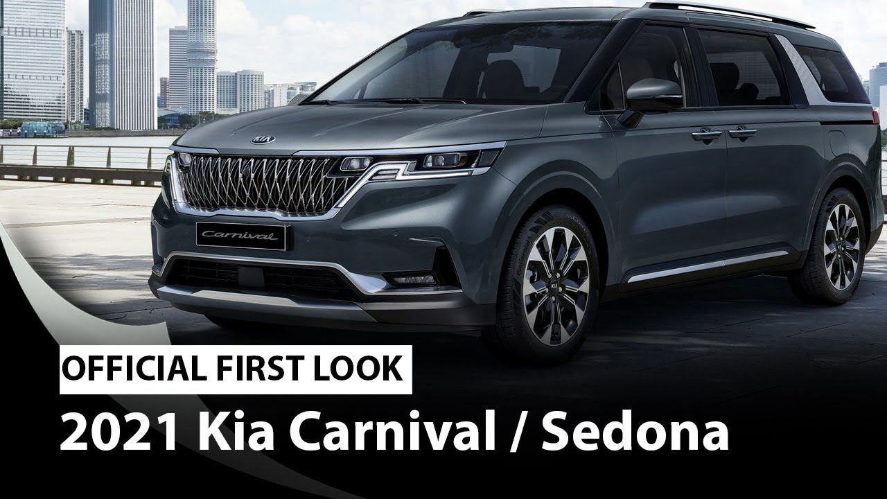 2021 The All Kia Sedona First Drive
