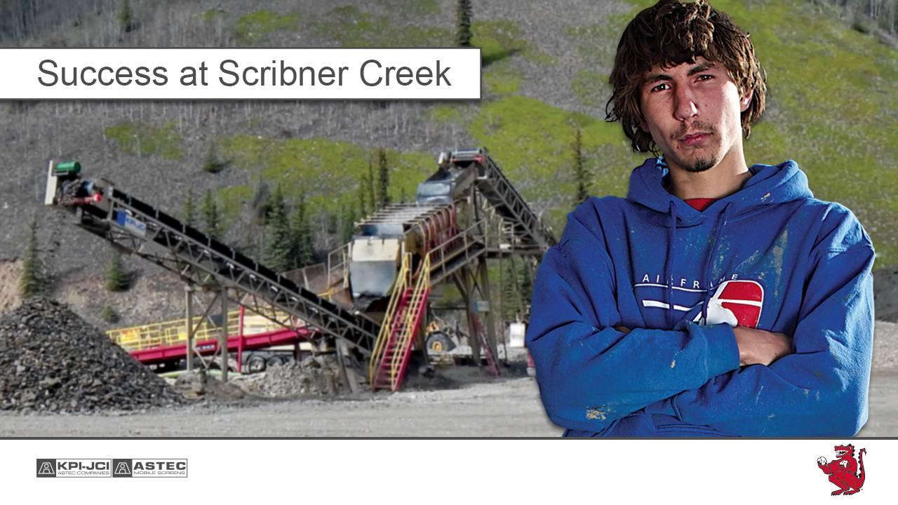 scribner creek