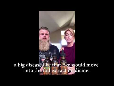 Cannabis oil-Dosing for Cancer and Pain Management